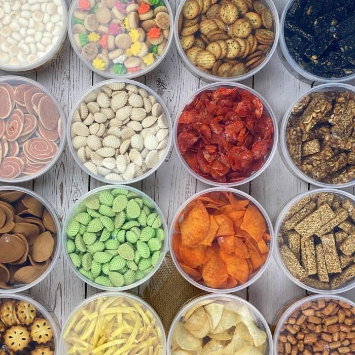 Assorted Old School Snacks