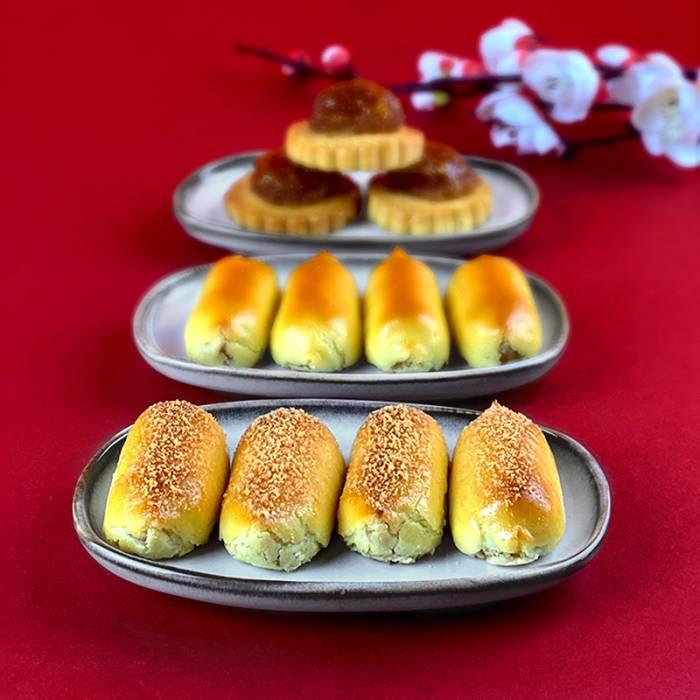 Bake Inc's Signature Pineapple Tarts