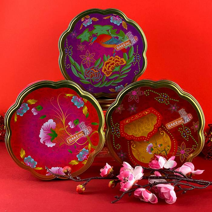 Bake Inc's Chinese New Year Goodies