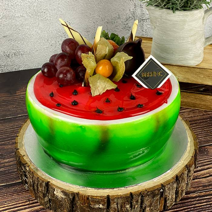 One in a Melon Cake
